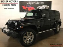 2013_Jeep_Wrangler Unlimited_Sahara Low miles 1-Owner Clean Carfax Nav NICE!_ Addison TX