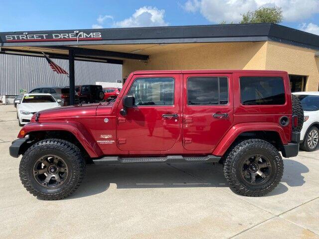 2013 Jeep Wrangler Unlimited Sahara Prescott AZ