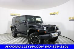 2013 Jeep Wrangler Unlimited Sahara Schaumburg IL