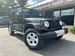 2013 Jeep Wrangler Unlimited Sahara See Video Below!