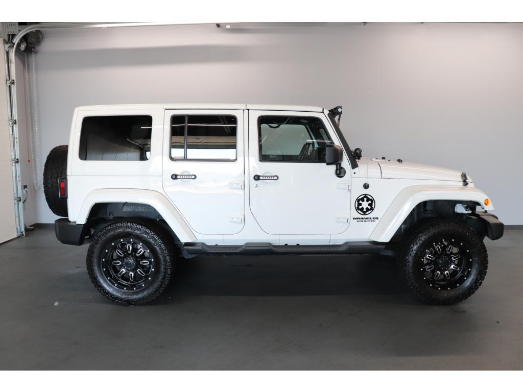 2013 Jeep Wrangler Unlimited Sahara Terre Haute IN