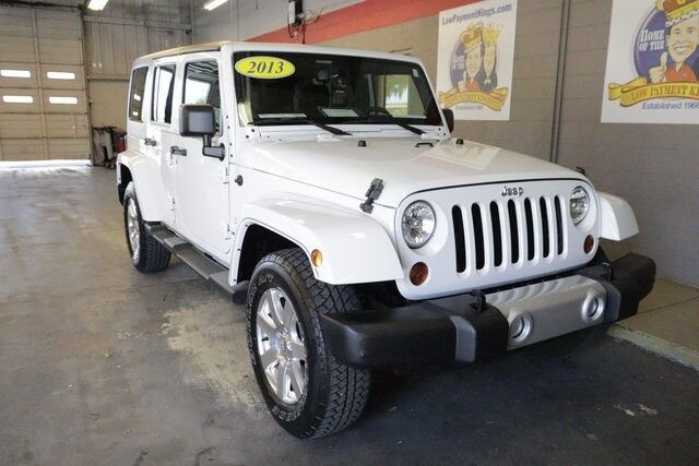 2013 Jeep Wrangler Unlimited Sahara Winter Haven FL