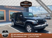 2013 Jeep Wrangler Unlimited Sport 4WD   SOFT TOP   AUTOMATIC
