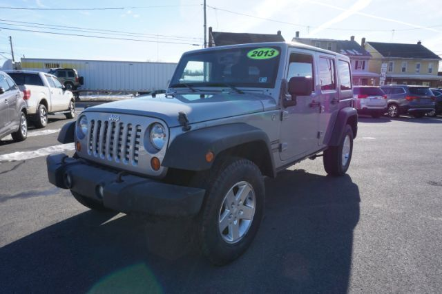2013 Jeep Wrangler Unlimited Sport 4WD Schuylkill Haven PA