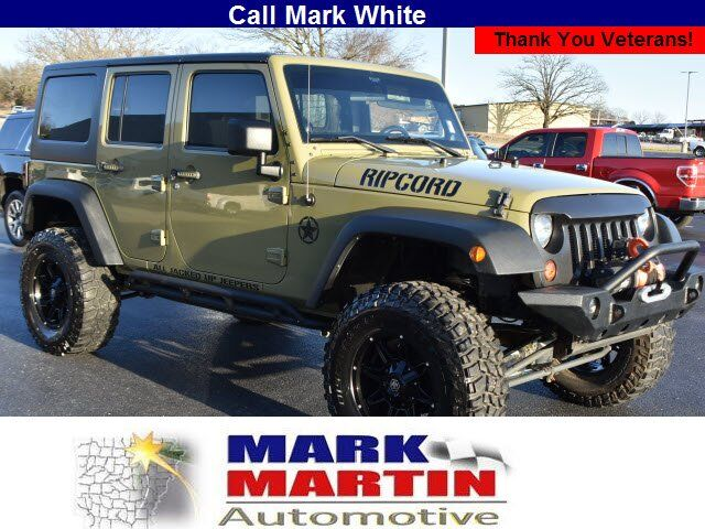 2013 Jeep Wrangler Unlimited Sport Batesville AR