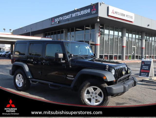 2013 Jeep Wrangler Unlimited Sport Costa Mesa CA
