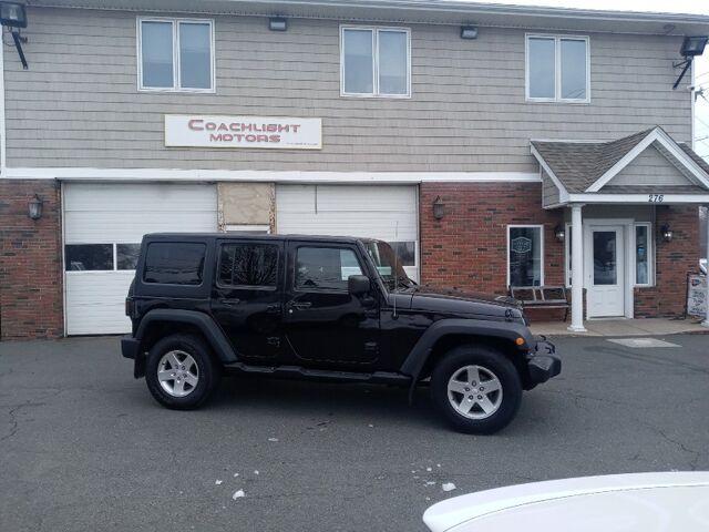 2013 Jeep Wrangler Unlimited Sport East Windsor CT