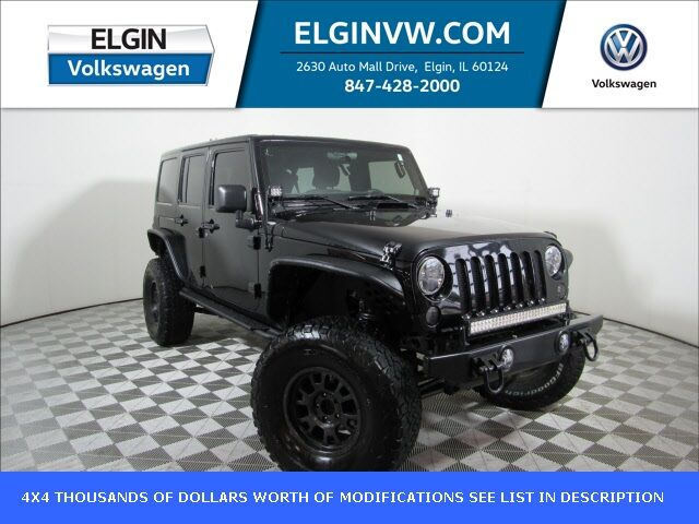 2013 Jeep Wrangler Unlimited Sport Elgin IL