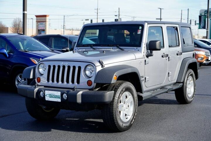 2013 Jeep Wrangler Unlimited Sport Fort Wayne Auburn and Kendallville IN