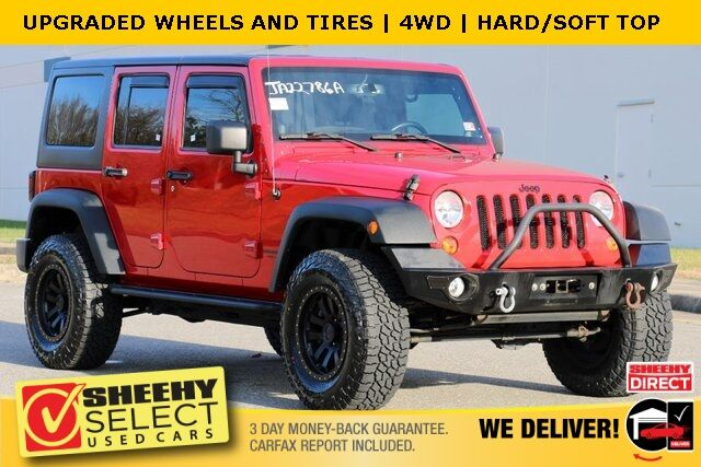 2013 Jeep Wrangler Unlimited Sport Ashland VA