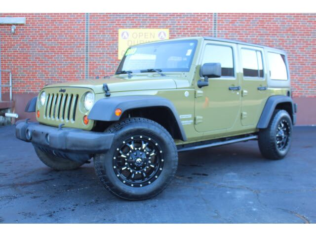 2013 Jeep Wrangler Unlimited Sport Kansas City KS