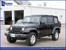 Jeep Wrangler Unlimited Sport 2013