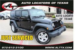 2013_Jeep_Wrangler Unlimited_Sport_ Plano TX