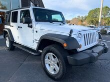 2013_Jeep_Wrangler_Unlimited Sport_ Raleigh NC
