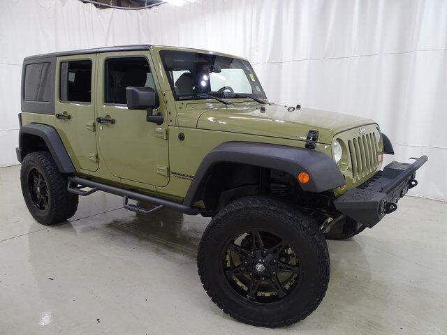 2013 Jeep Wrangler Unlimited Sport Raleigh NC