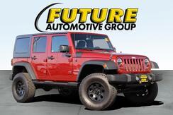 2013_Jeep_Wrangler_Unlimited Sport_ Roseville CA