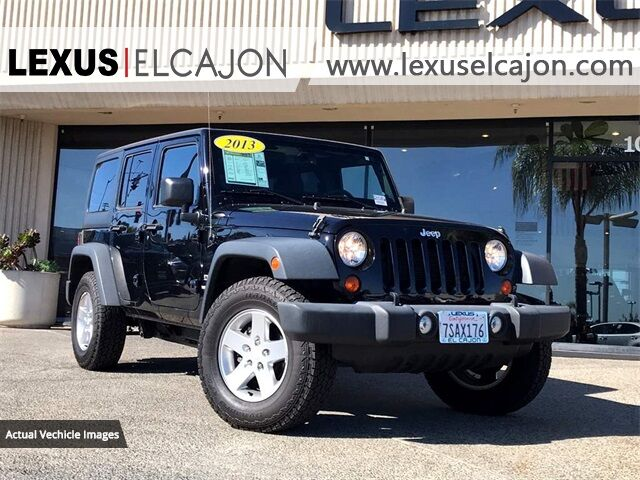 2013 Jeep Wrangler Unlimited Sport San Diego County CA