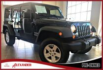 2013 Jeep Wrangler Unlimited Sport Yuma AZ