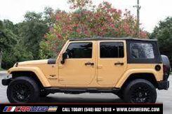 2013_Jeep_Wrangler Unlimited_Unlimited Rubicon 4WD_ Fredricksburg VA