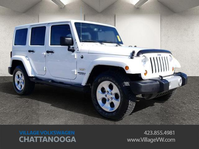 2013 Jeep Wrangler Unlimited Unlimited Sahara Chattanooga TN