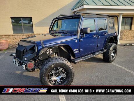 2013 Jeep Wrangler Unlimited Unlimited Sport 4WD Fredricksburg VA