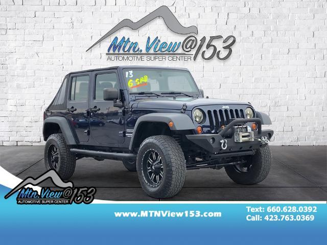 2013 Jeep Wrangler Unlimited Unlimited Sport Chattanooga TN
