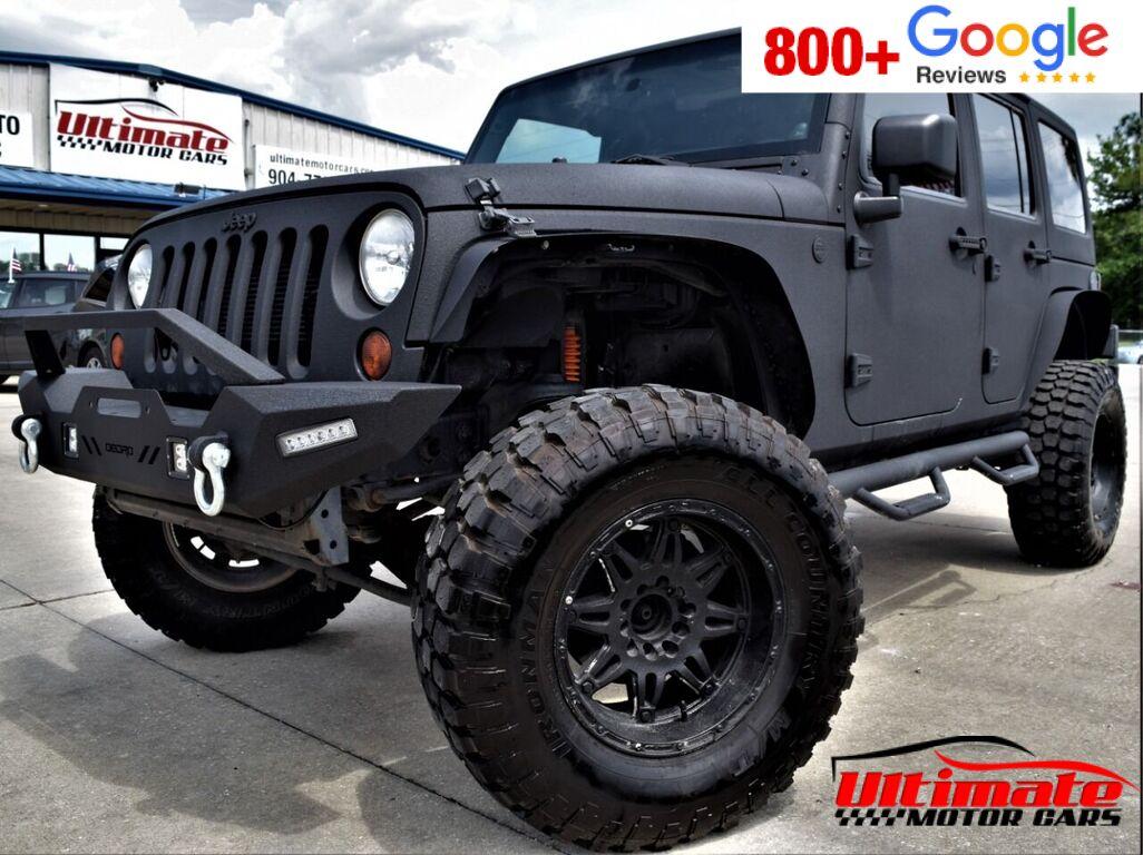 2013 Jeep Wrangler Unlimited Unlimited Sport Saint Augustine FL