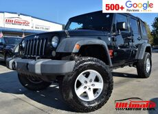 Jeep Wrangler Unlimited Unlimited Sport 2013