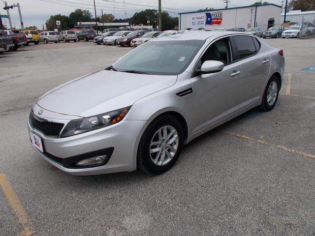 2013 KIA OPTIMA LX Alvin TX