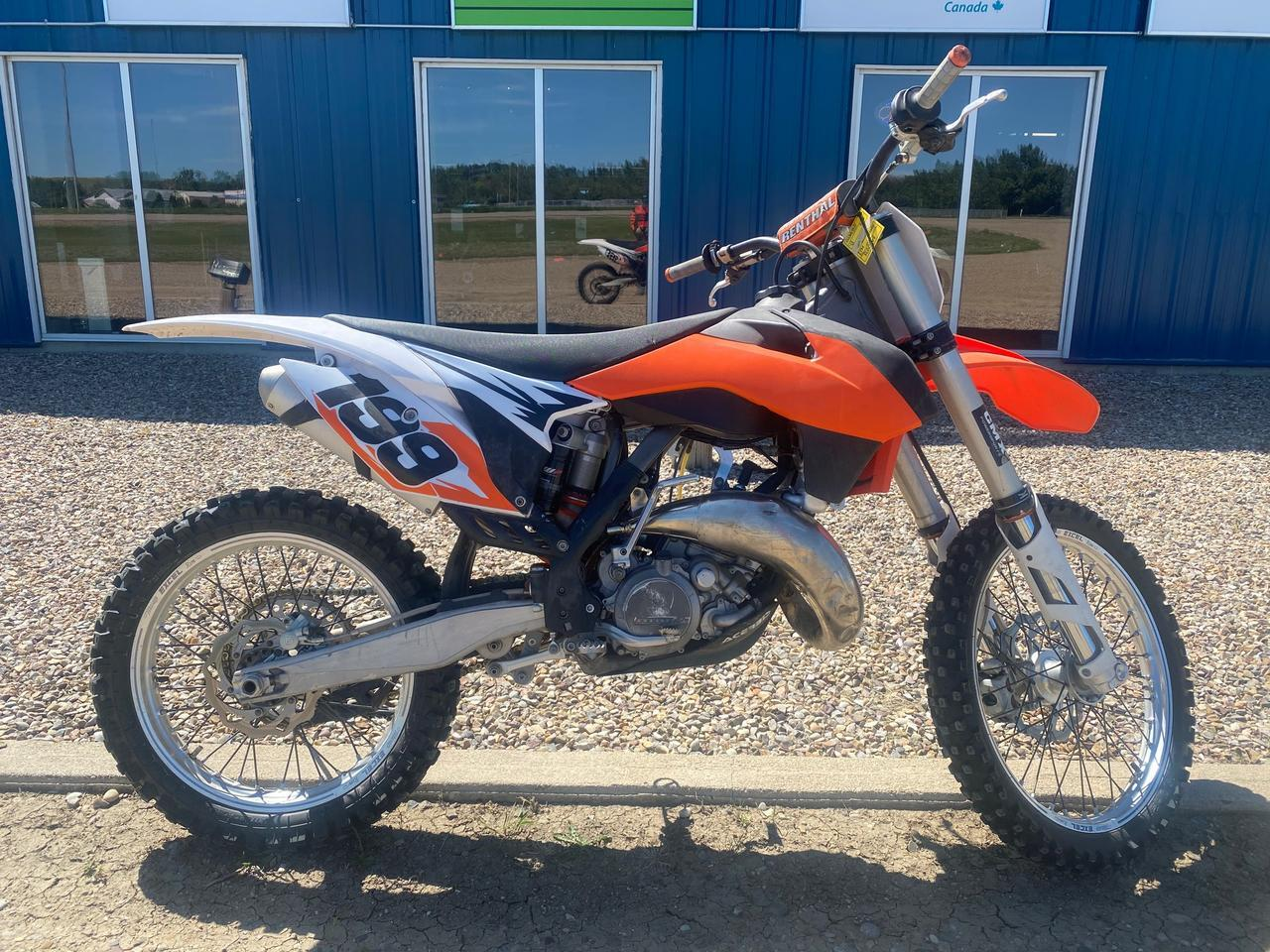 2013 KTM 125 SX $$REDUCED$$ MOTORCYCLE Swift Current SK