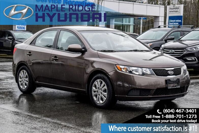 2013 Kia Forte LX Maple Ridge BC