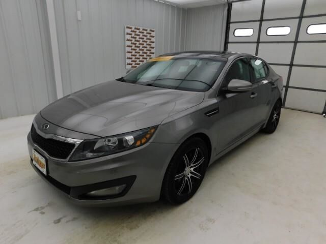 2013 Kia Optima 4dr Sdn EX Manhattan KS
