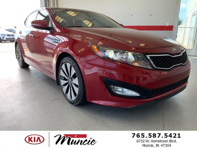 2013 Kia Optima 4dr Sdn SX Muncie IN