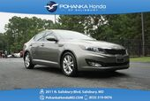 2013 Kia Optima EX ** NAVI & PANORAMIC SUNROOF ** LOW MILES **