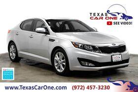 2013_Kia_Optima_EX AUTOMATIC LEATHER SEATS BLUETOOTH KEYLESS START POWER DRIVER SEAT_ Carrollton TX