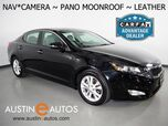 2013 Kia Optima EX *NAVIGATION, PANORAMA MOONROOF, BACKUP-CAMERA, TOUCH SCREEN, LEATHER, CLIMATE SEATS, HEATED STEERING WHEEL, INFINITY SOUND, PUSH BUTTON START, BLUETOOTH