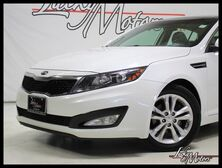 Kia Optima EX Premium Pkg Tech Pkg 2013