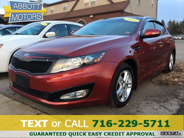 2013 Kia Optima EX Sedan GDI Buffalo NY