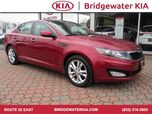 2013 Kia Optima EX Sedan, Premium Pkg, Technology Pkg, Navigation, Rear-View Camera, Bluetooth Technology, Heated/Ventilated Leather Seats, Panorama Sunroof, 17-Inch Alloy Wheels,