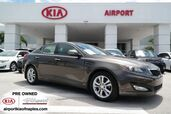 2013 Kia Optima EX w/ Premium & Tech Package