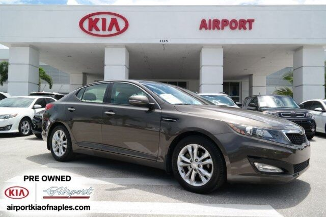 2013 Kia Optima EX w/ Premium & Tech Package Naples FL