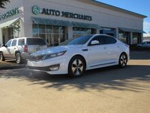 2013_Kia_Optima Hybrid_EX 2.4L 4 CYLINDER, AUTOMATIC, HYBRID, LEATHER SEATS, NAVIGATION SYSTEM, PANORAMIC ROOF, SATELLITE R_ Plano TX