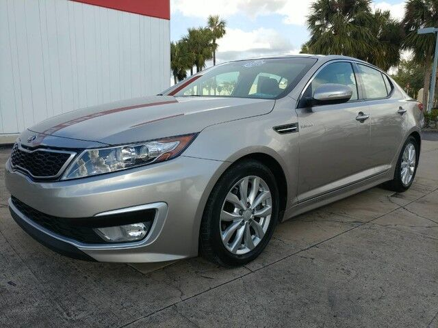 2013_Kia_Optima Hybrid_EX_ Fort Myers FL