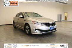 2013 Kia Optima Hybrid LX Golden CO