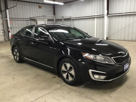 2013_Kia_Optima Hybrid_LX_ Mission TX