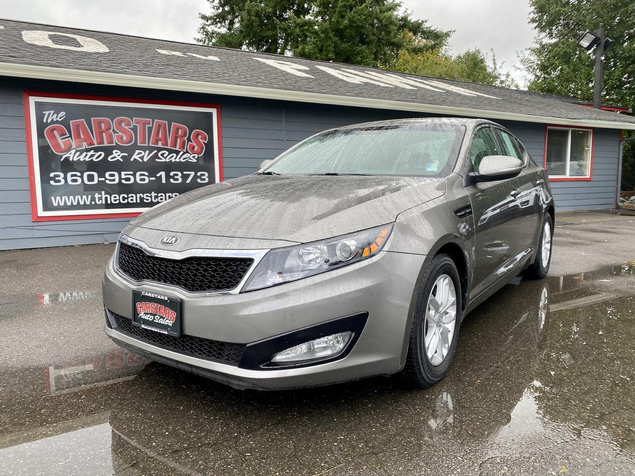 2013 Kia Optima LX AT Olympia WA