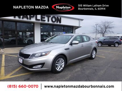 2013_Kia_Optima_LX_ Bourbonnais IL