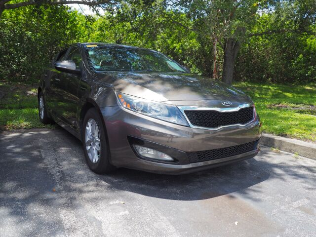 2013 Kia Optima LX Cocoa FL