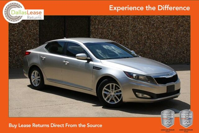 2013 Kia Optima LX Dallas TX