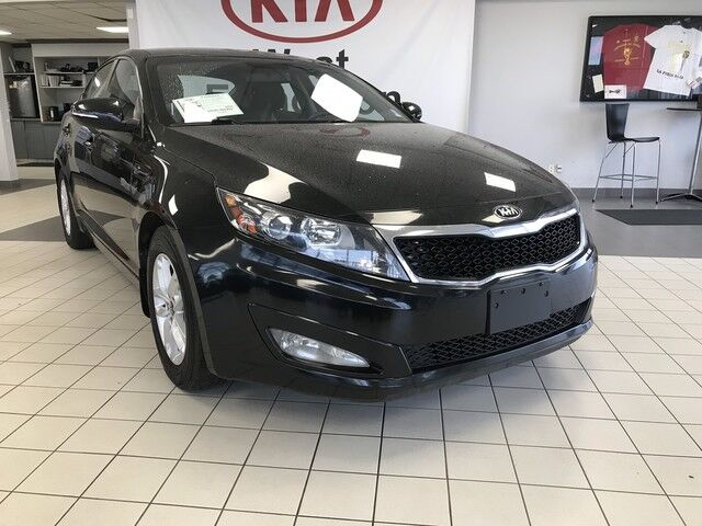 2013 Kia Optima LX FWD 2.4L *HEATED CLOTH FRONT SEATS/BLUETOOTH/CRUISE CONTROL* Edmonton AB